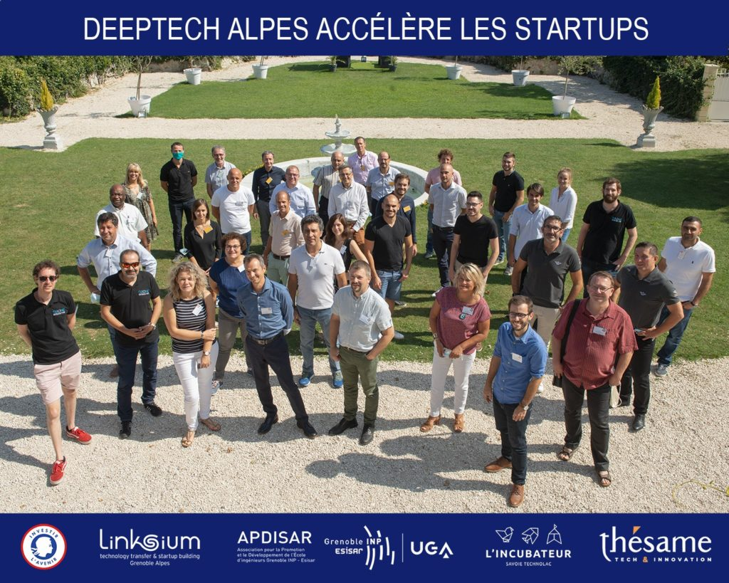 Kick-Off Programme Deeptech Alpes